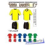 Форма волейбольная, Спортивная Линия, модель №7, мужская форма.