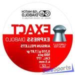 Пули пневматические JSB EXACT Express Diabolo 4,5 мм 7,87 гран (500 шт.)