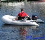 Лодка надувная Badger Fishing Line 300 AD