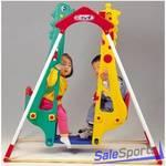 Качели Жираф-Дракон, Haenim toys DS-710