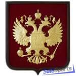 Герб России на бархате, Мегафлаг