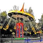 Парковый аттракцион, карусель Цирк, ОптоСиб