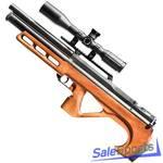 Пневматическая винтовка EDgun Матадор, удлиненный буллпап