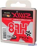 Мазь скольжения Swix HF8X (+4-4 C), Red