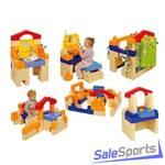 Конструктор Big Block, Haenim toys HN-930