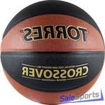 Мяч баскетбольный Torres Crossover