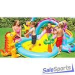 Игровой центр-бассейн Intex 57135 (333х229х112см)