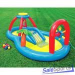 Детский надувной игровой центр Intex 57449 (295х193х73см)