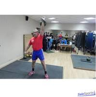 Помост для гиревого спорта тренировочный, КМ Спорт