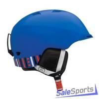 Шлем Giro Chapter Mat Blue Bars