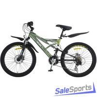 Велосипед Racer 24-218 disk