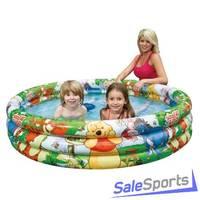 Детский надувной бассейн Intex 58915 (147х33см)