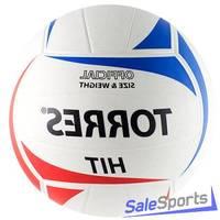 Мяч волейбольный Torres Hit