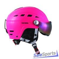 Шлем спортивный с визором Brenda S1-16G VISOR