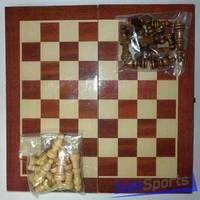 Шахматы CLIFF W002L