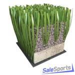Искусственная трава для спортивных площадок и теннисных кортов Mondoturf Monofeel