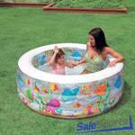 Детский надувной бассейн Intex 58480 (152х56см)