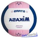 Пляжный волейбольный мяч Mikasa VSV-STARS-P