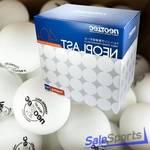 Мяч для настольного тенниса Neottec Neoplast Training 144 шт.