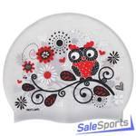 Силиконовая шапочка Onlitop Сова 1143063