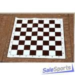 Доска шахматная виниловая 43х43см, ШП