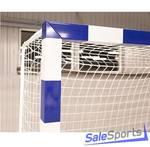 Сетка для мини-футбольных ворот 2.8мм 40*40 ПП, Luxsol
