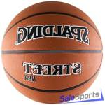 Мяч баскетбольный Spalding NBA Street Rubber