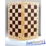 Шахматная доска деревянная складная, ШП