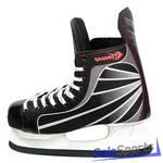 Коньки для хоккея с шайбой БАРС-Торнадо-III, р-р 39