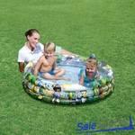Детский надувной бассейн BestWay 51040 (122х25см)