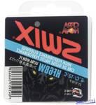 Мазь скольжения Swix HF6BW (-6-12 C), black