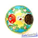 Мяч 230 мм Союзмультфильм Львенок и Черепаха