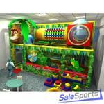 Детская игровая комната Обезьянка, New Horizons