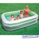 Детский надувной бассейн Intex 56483 (262x175см)