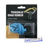 Резинка для рогатки синяя MK-TR-BL