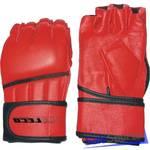 Перчатки для рукопашного боя красные, разм.S, Т00301
