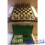 Шахматы подарочные деревянные Royal Lux