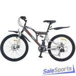 Велосипед Racer 24-208 disk