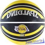 Мяч баскетбольный Spalding Los Angeles Lakers 73-505z