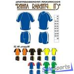 Форма волейбольная, Спортивная Линия, модель №26, женская форма.