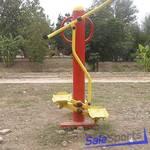 УТР-012 УТ 113 Капитан (для мышц ног и спины), Hercules