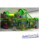 Детский игровой комплекс Лесная дорога, New Horizons