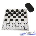 Игра Шашки с доской (европодвес) У703, Стром