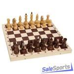 Шахматы турнирные утяжеленные Е-2, Орловская ладья