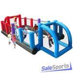 Надувное сооружение для футбола Happy Hop, 9072N