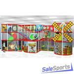 Игровой лабиринт Кот в сапогах, New Horizons