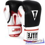Перчатки боксерские Title тренировочные Gel World