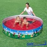 Детский жесткий бассейн BestWay 91009 (183х38см)