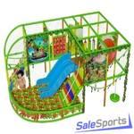 Детский игровой лабиринт Маугли, Авира