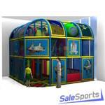 Детская игровая комната Космопорт, New Horizons